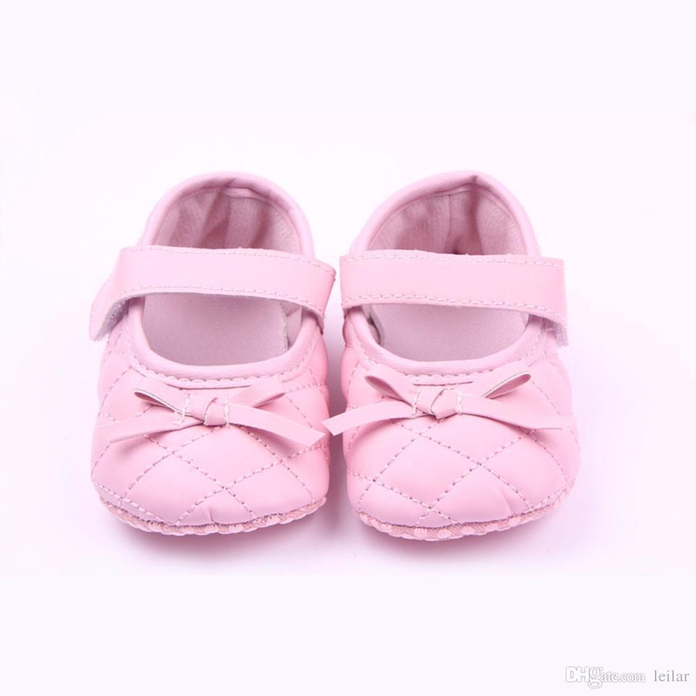 Vente en gros enfants chaussures enfants filles bambin bébé enfants premiers marcheurs taille de chaussure nouveau né bébé chaussures filles
