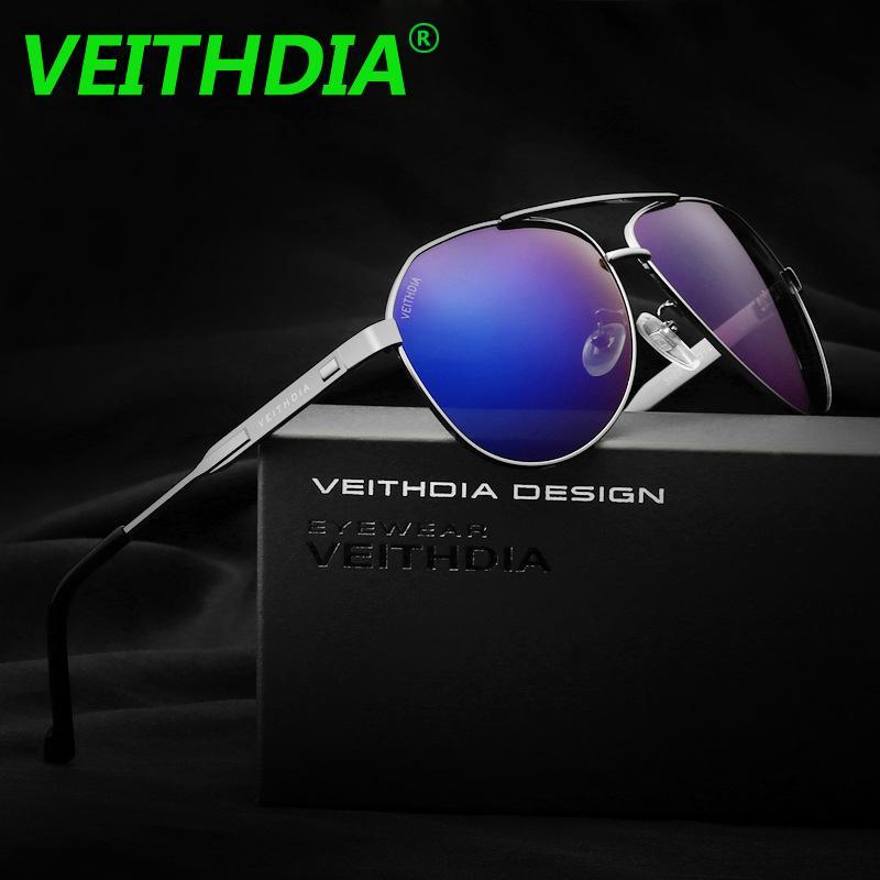 44012cf8e Brand Best Men's Sunglasses Polarized Mirror Lens Big Oversize Driving Eyewear  Accessories Sun Glasses For Men 3562