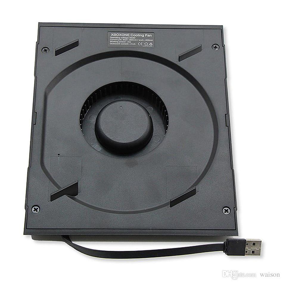 IPEGA PG-X010 Ventilador De Refrigeração Externo USB Power 35 Graus Inteligente Auto-Sensing Ventilador De Controle De Temperatura Embutido para XBox One