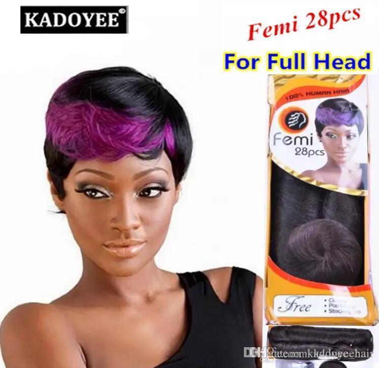 Carpet Brazilian Remy Human Hair Weave Ruby Remi Femi 100 Human