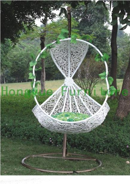 2018 Egg Rattan Hanging Chair Furniture Set With Stand From Shutie,  $3140.05 | Dhgate.Com