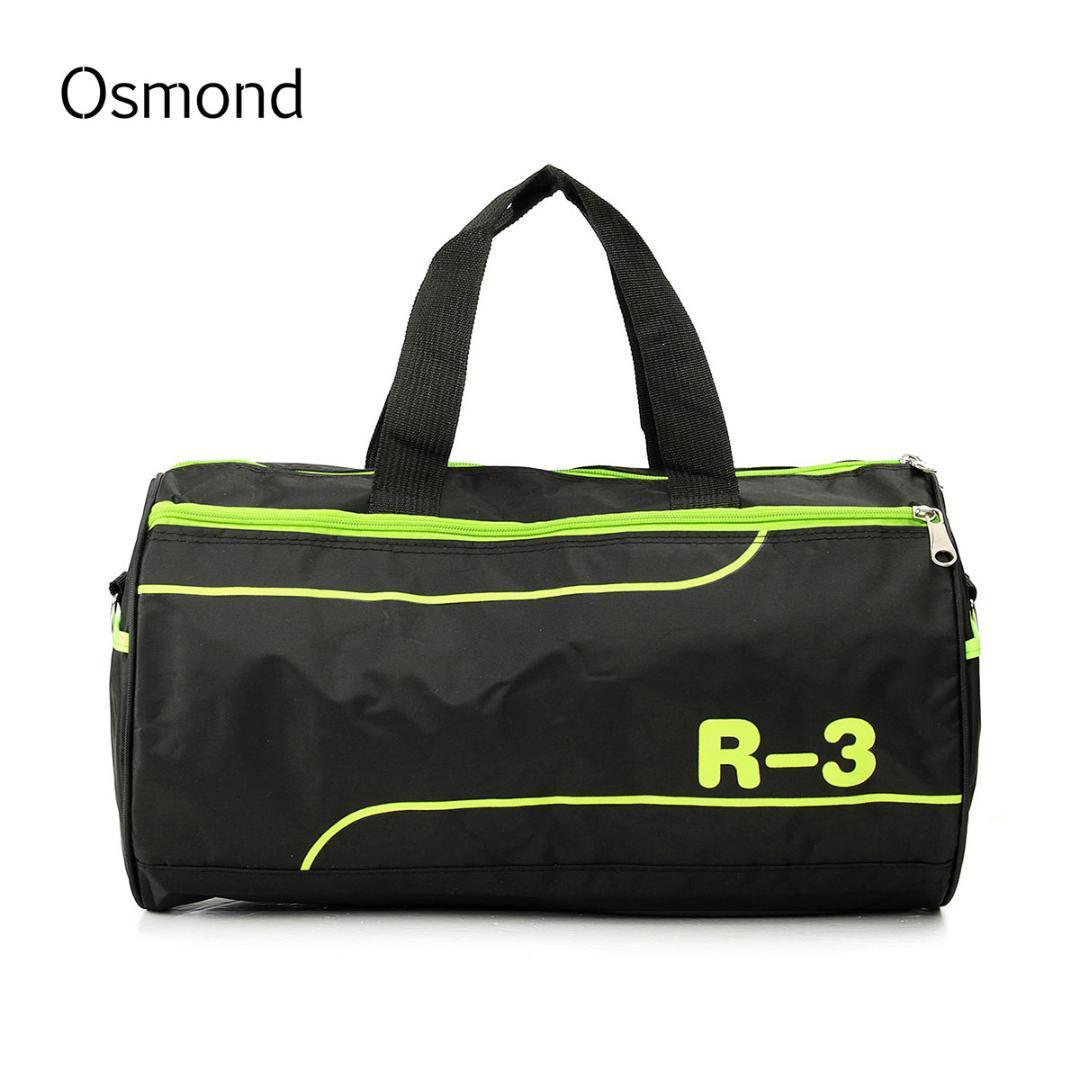 7e3c5d1c12f3 Nylon Men Gym Bag Women Fitness Yoga Duffel Travel Handbag Outdoor ...