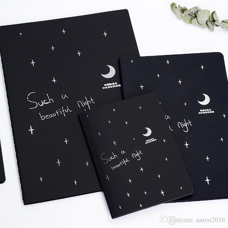 2019 graffiti book galaxy black inner page car line doodle sketch