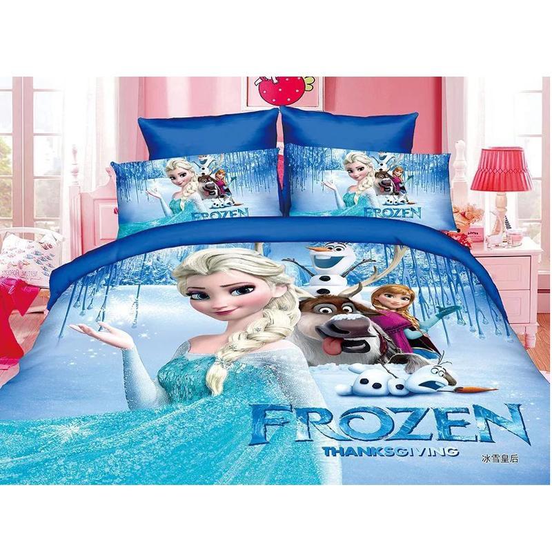 Großhandel Praxis Mädchen Bettwäsche Set Kinder Jungen Mädchen