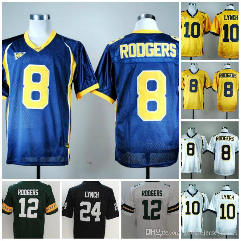 super popular 03508 7c52b promo code for golden bears 10 marshawn lynch blue stitched ...