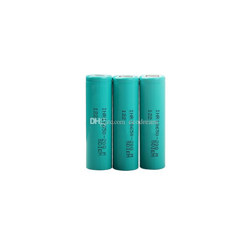 Melhor preço alto dreno INR18650-20Q Li-ion bateria 3.7 v 2000 mah 15A baterias de caminhão de descarga contínua para Samsung