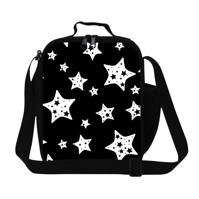 66d45ad0f0af Personalized Star Printd Lunch Bags for Girls,Children s Insulated Lunch  Box Bag,Adults Container for Work,meal bag kids