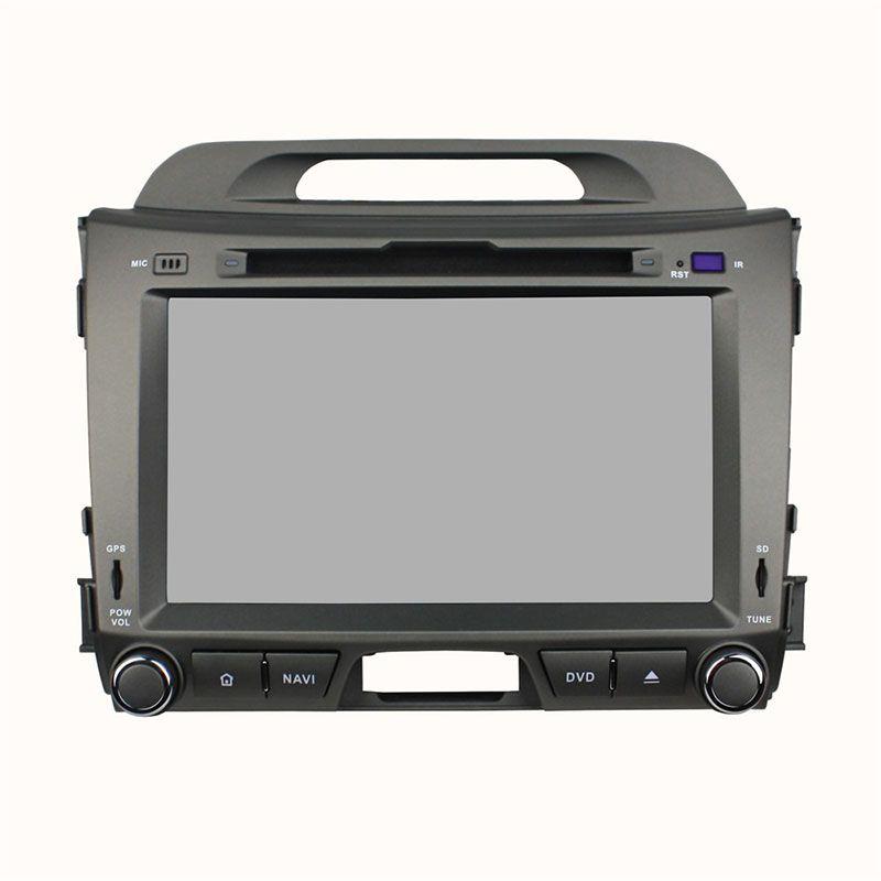 Auto DVD-Player für Kia Sportage 2010-2012 8 Zoll Octa-Core PX5 Andriod 8.0 mit GPS, Lenkradsteuerung, Bluetooth, Radio