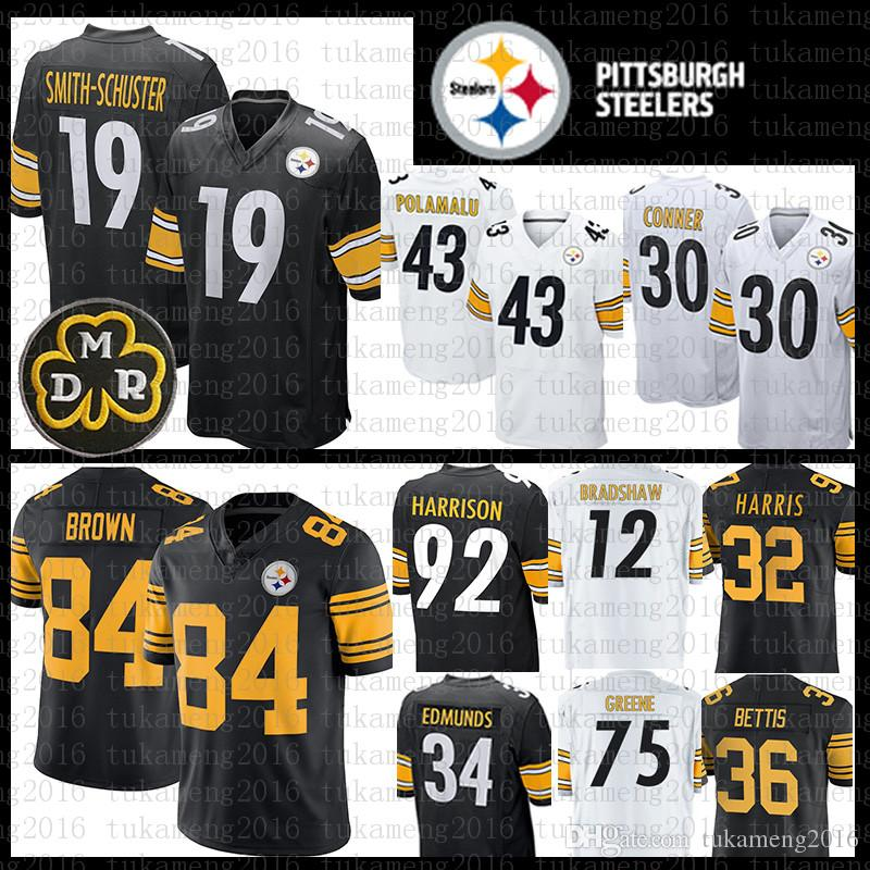 the latest b7526 334c9 new style 36 jerome bettis jersey shore 6c704 89dee