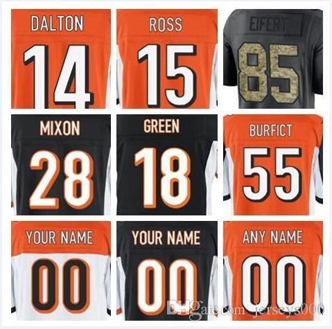 American Football Jerseys Vontaze Burfict Boomer Esiason Anthony ... 6590a9466