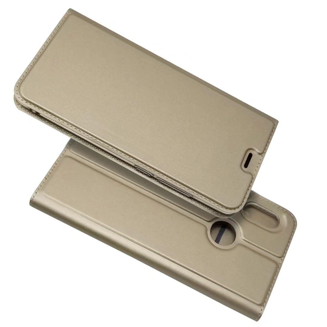 محفظة جلدية القضية ل Xiaomi Redmi Note 5 Pro / Mix 2s / Mix 2 / 5X / Redmi 5 Plus / Mi A1 Flip Case