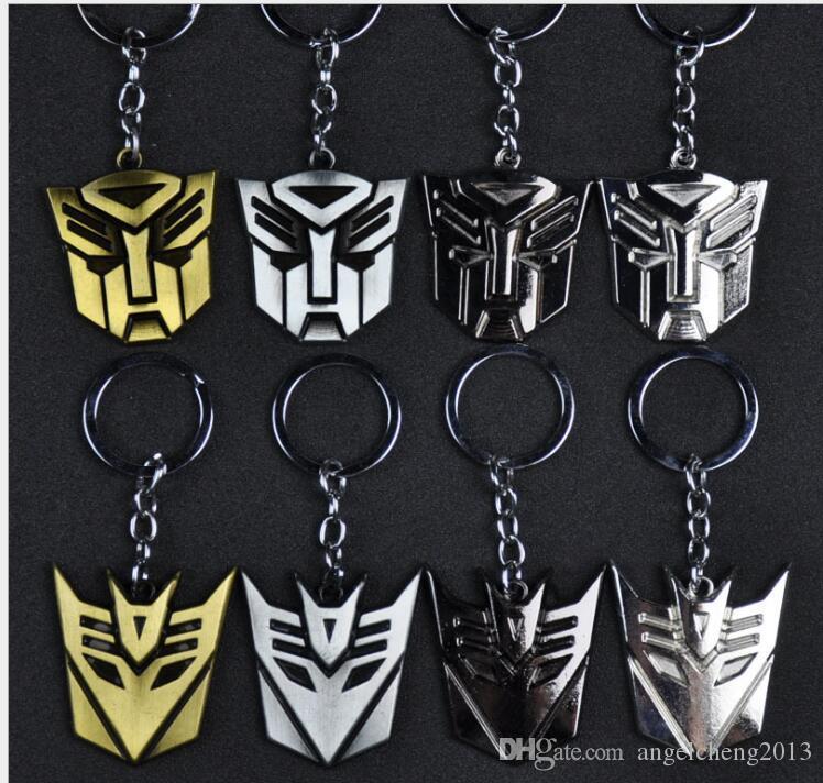 Transformers mask 1 Key Chain LED light KEY bling keyring crystal key chains