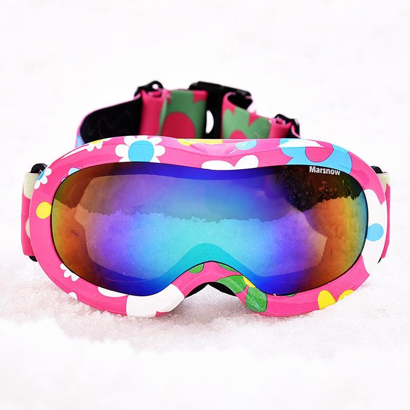Compre Óculos De Esqui Snowboard Do Inverno Esportes Snowboard Com Anti Fog  Lente Única Óculos De Esqui Máscara De Esqui Dos Homens Mulheres Snow  Snowboard ... d14c5839eb