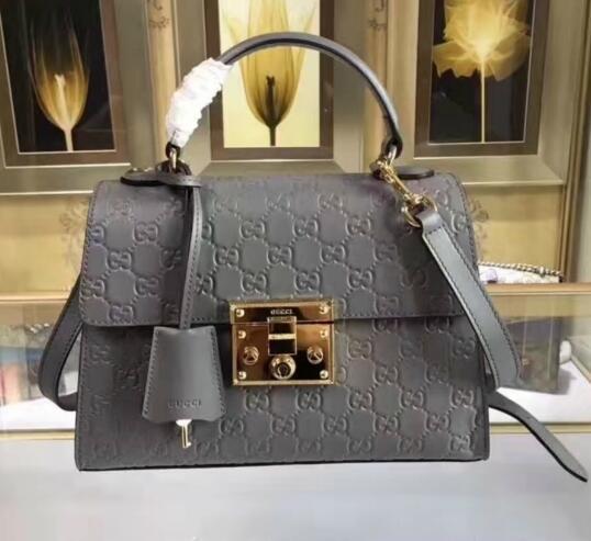 68fcdb2c013c 453188 HOT ORIGINAL GRAY HANDBAG WOMAN SHOULDER BAG Hobo HANDBAGS TOP  HANDLES BOSTON CROSS BODY MESSENGER SHOULDER BAGS Leather Bags For Women Hobo  Handbags ...