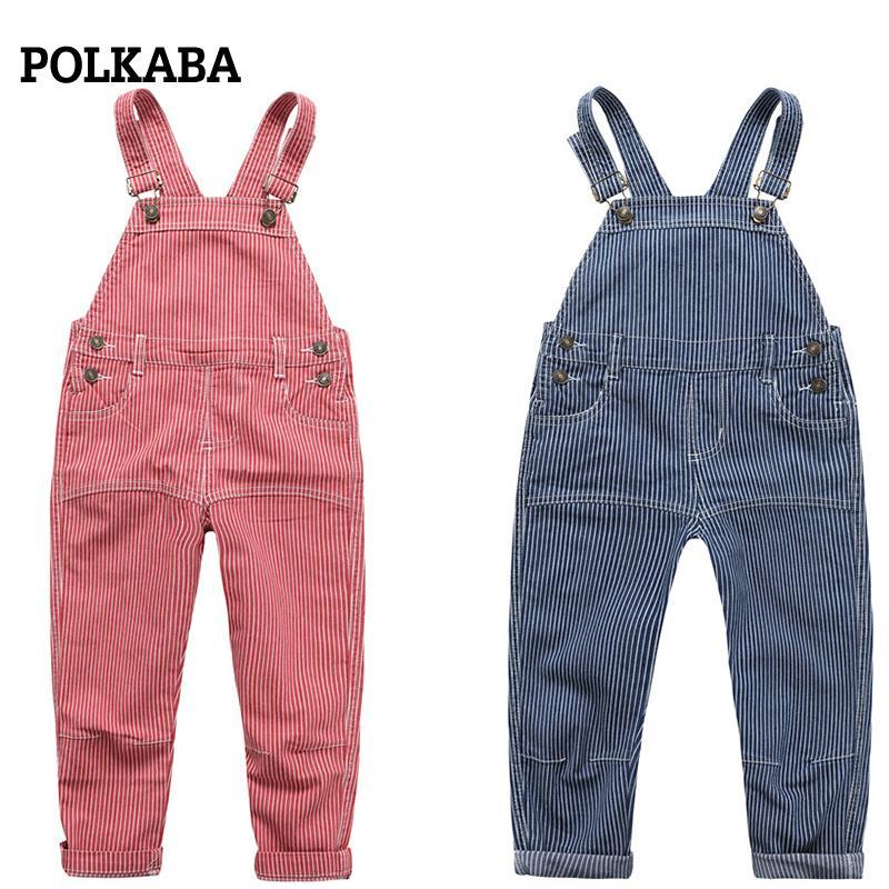 980fe91321fb8 Acheter Infant Kid Bib Pants Denim Salopette Enfants Printemps Automne Bébé  Enfant Bavoirs Pantalon Enfants Garçons Filles Pantalons Pour Toddler Long  Jeans ...