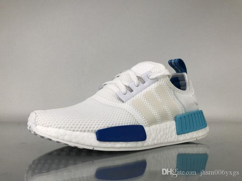 103aede431e70 AD01-11 2018 NMD Human Race Pharrell Williams Hu Trail NERD Women s Shoes  Lightweight Breathable NMD XR1 Sneakers Size 36-45 Vapormax NMD XR1 R1 EQT  Shoes ...