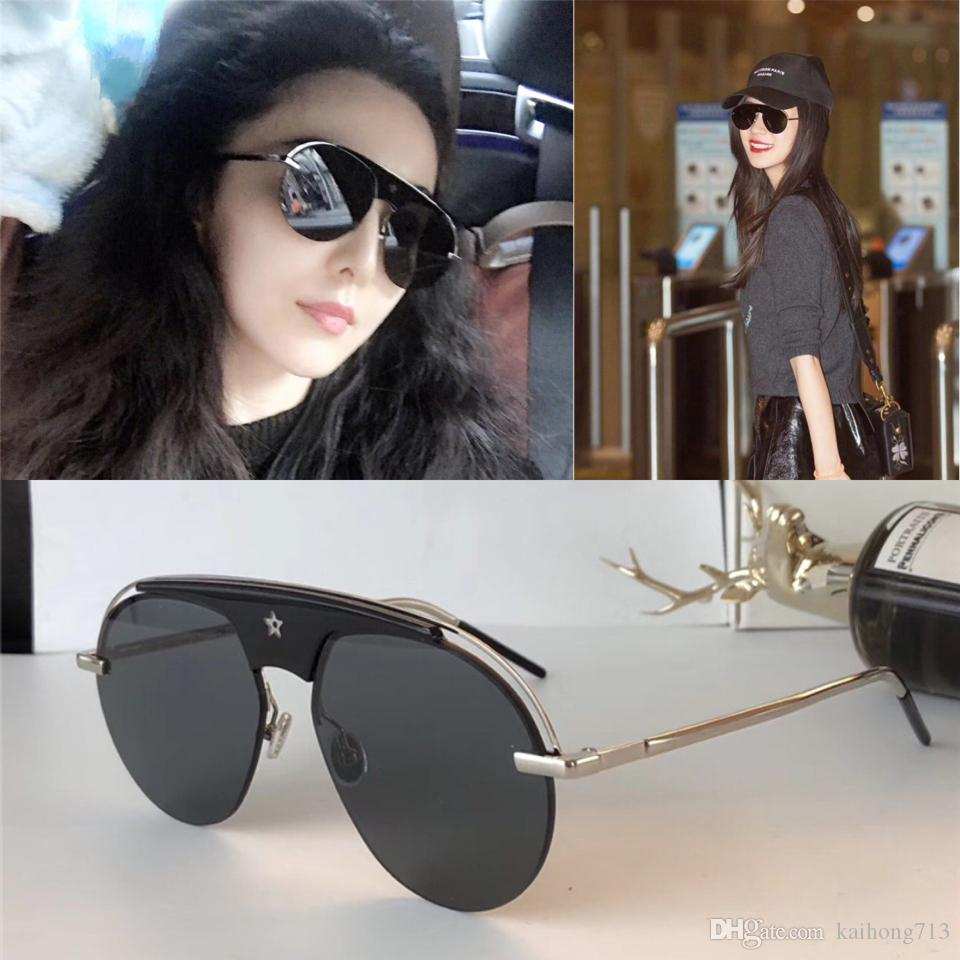 ee663254d28 2019 2018 The Latest Fashion Classic Luxury Color Lenses Sunglasses Design  The Best Metal Ladies Men The Best Quality Sunglasses Design Usher From ...