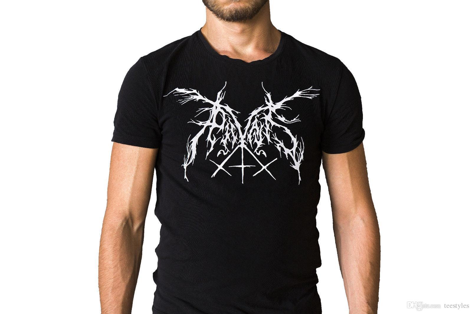 Riivaus Group Logo T Shirt Shirt For Men Funny Custom Short Sleeve