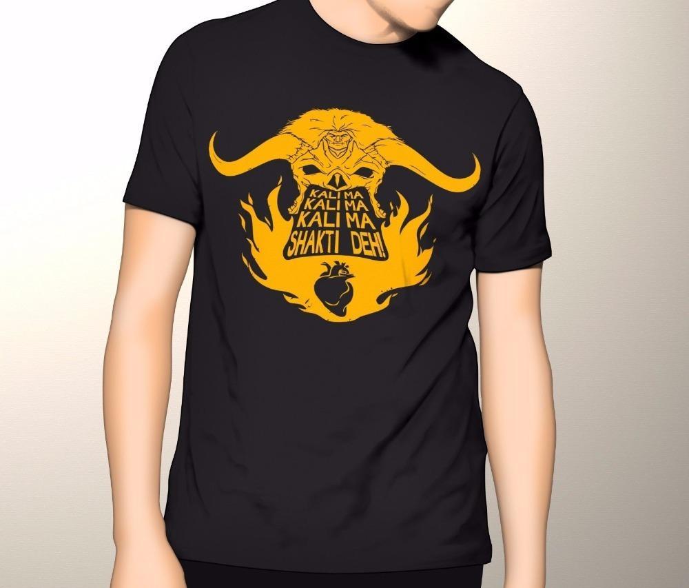 997b92183323 T Shirt Ideas O-Neck Men Indiana Jones Kali Ma Shirt Wholesale ...