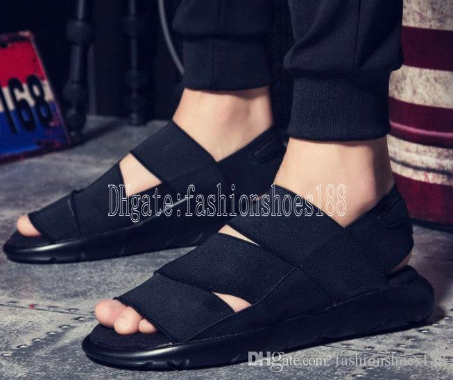 9994ba9bec87 Factory Hot Sell New Couples Casual Beach Sandals Korean Fashion ...