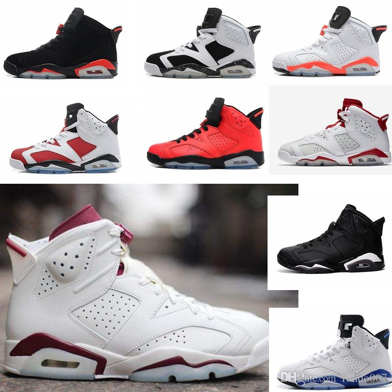 2018 Men Women Basketball Shoes Black Cat Hare Carmine White Infrared Black  Angry Bull Sport Blue Oreo Maroon Sneaker Online with  62.49 Pair on  Rundo007 s ... 464f726a5a80