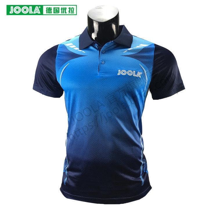 6dceb446c Compre Joola JAZZ Tênis De Mesa Jerseys Top Quality Training T Shirts Ping  Pong Camisas Pano Sportswear Y1893006 De Shenping03