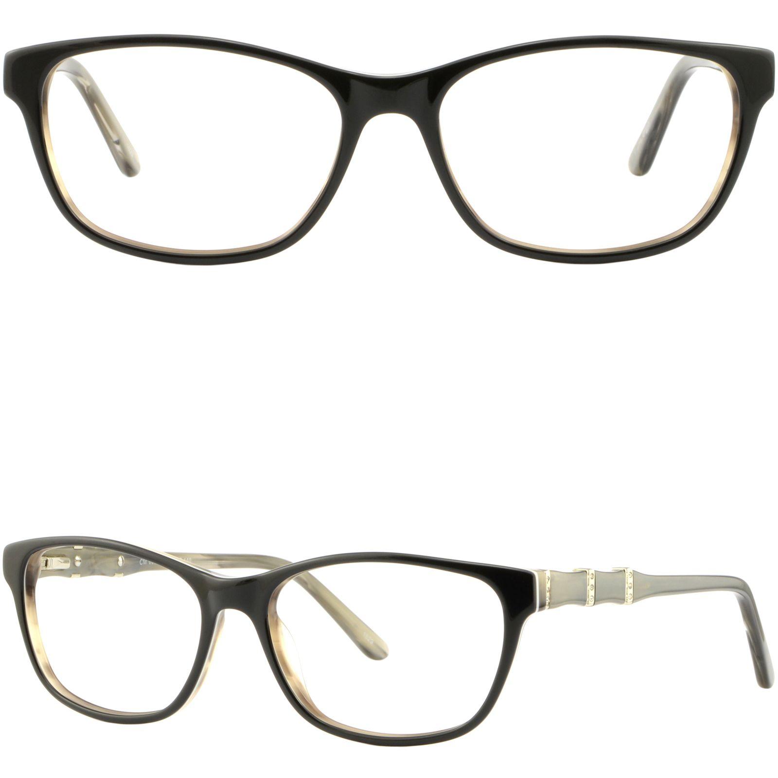 Light Womens Acetate Brillengestell Frames Prescription Glasses ...