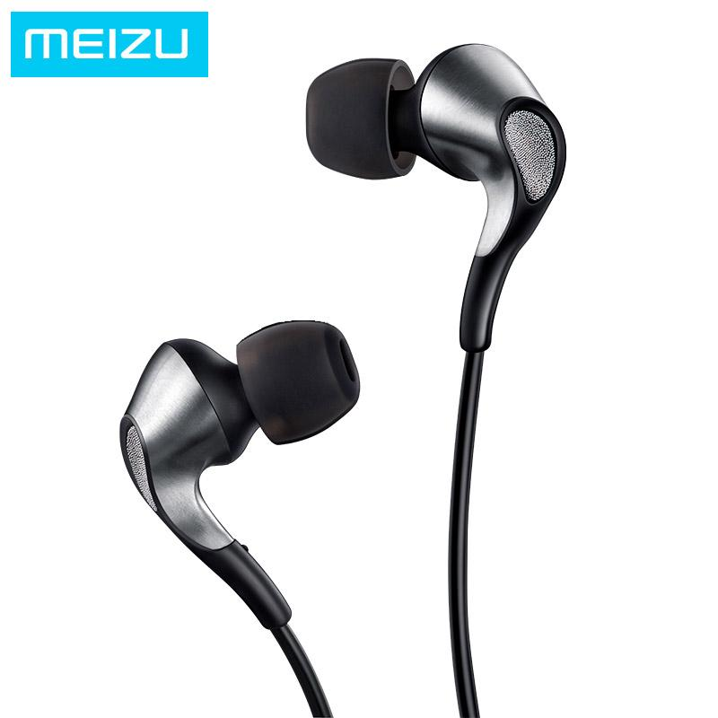 4fdabbc6e66 Meizu Flow Triple Driver In Ear Earphone HIFI Hybrid Earbuds High Fidelity  Headset With Mic And Remote For Meizu Pro 7 Phone Best Wireless Earbuds  Bluetooth ...