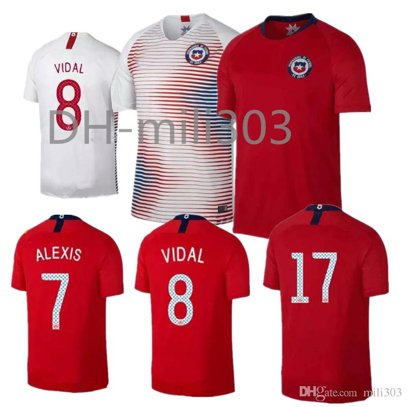 watch 40662 22282 reduced chile 10 vargas home soccer country jersey 7e08d c5aeb