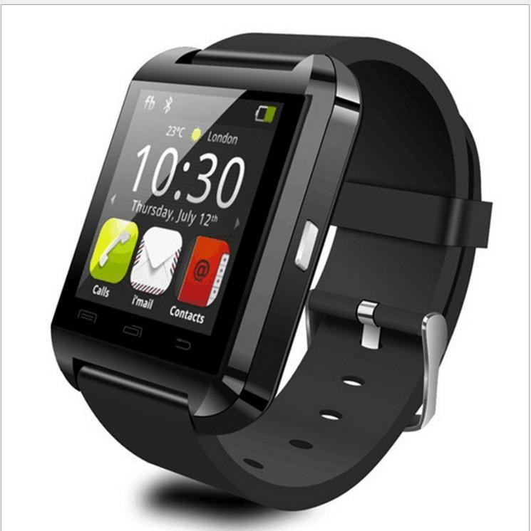 U8 Bluetooth Smart Watch montre à écran tactile sommeil Tracker pour iPhone Samsung S8 Android téléphone pour tout le monde