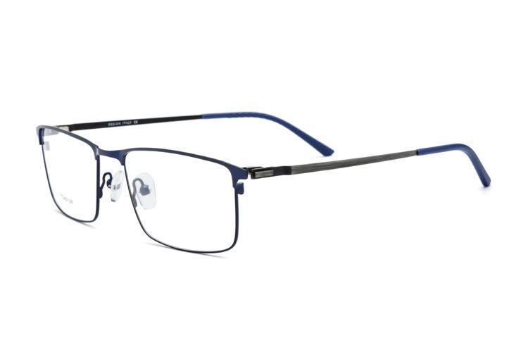 47ac804b7d Titanium Alloy Screwless Eyewear Korean Glasses Frame Men Rimless Prescription  Eyeglasses Myopia Optical Frame Oculos De Grau Eyewear Frames Cheap Eyewear  ...
