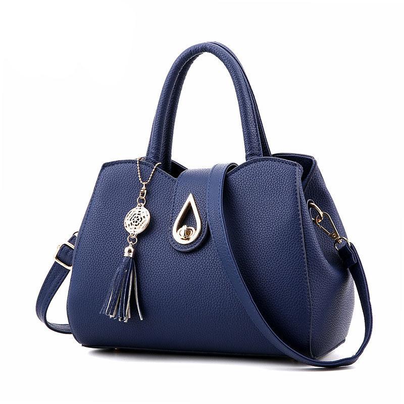 6e3302057bee8 LACATTURA Fashion Designer Frauen Handtasche Weibliche Pu-leder Taschen  Handtaschen Damen Tragbare Umhängetasche Damen Hobos Tasche Totes