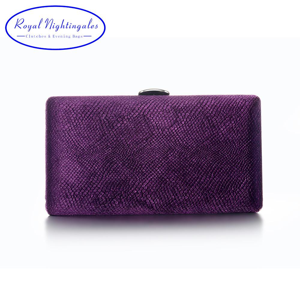 2e83a1fb5d47e Grey Green Navy Blue Purple Velvet Fabric Hard Case Box Clutch Bag Evening  Bags For Womens Party Prom Wedding Shoulder Bags Designer Purses From  Lbdshoes