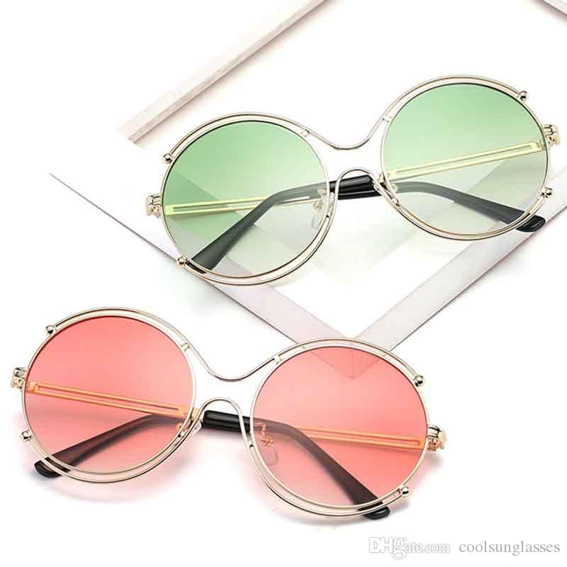 3e237dddbf5 Brand Designer Round Sunglasses Classic Men Retro John Lennon Glasses Women  Metal Fashion Eyeglasses Mirror Sunglasses Boots Sunglasses From  Coolsunglasses