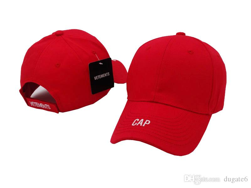 6d54a8a7c63 Hot Sale Almost Famous Hat Raf Simons Snapback Baseball Cap Trapsoul Single  For The NIght Caps VETEMENTS Hats Bone Gorras Swag Cap Online Starter Cap  From ...
