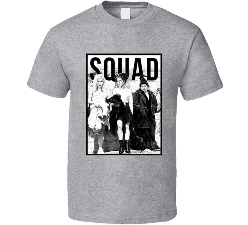 2ec9dc595 Squad Hocus Pocus Halloween Sanderson Sisters T Shirt Tee Many Colors Gift  New New Mens Spring Summer Dress Short Sleeve Casual Cool T Shirts Online  Funny T ...