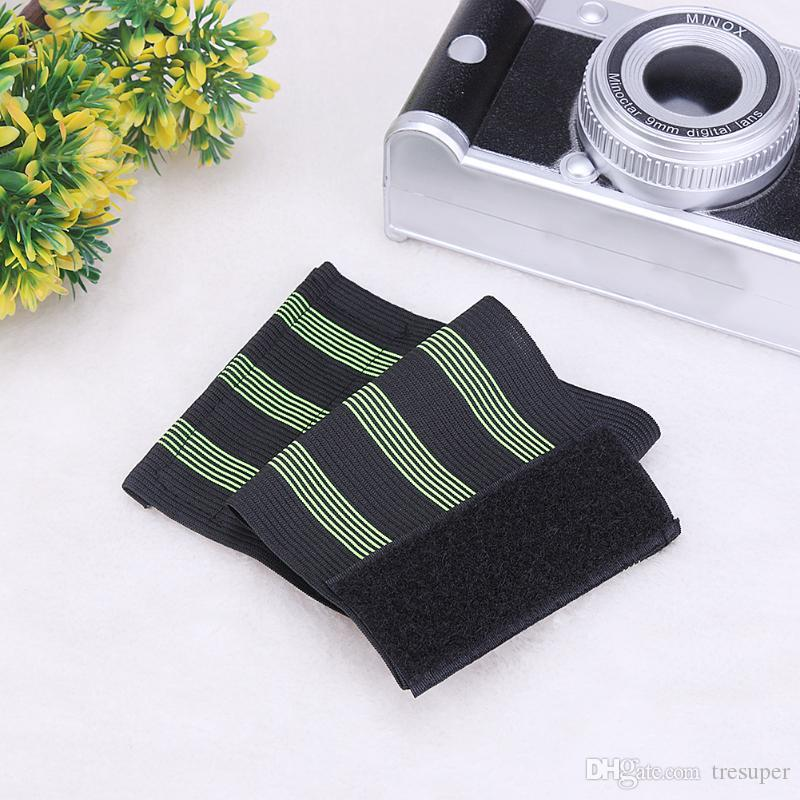 Safe Bicycle Elastic Reflective Strap Trousers Leg Ankle Wrist Pants Band Night Warning Fixed Trouser Bicycle Leg Stickers