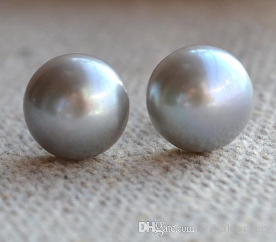 b024a9973a20 Compre Pendientes De Perlas Auténticas