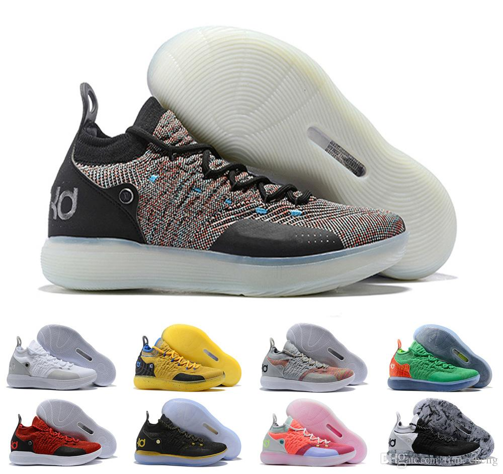 68b138679d07 ... coupon for new kd 11 multicolor aunt pearl mens basketball shoes kd xi  eybl oreo man