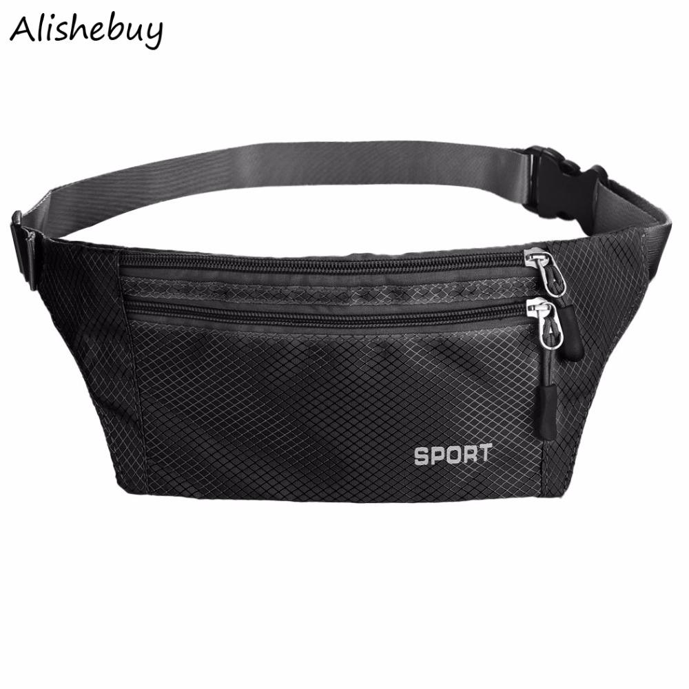 1e467c4e75 Waterproof Waist Pack For Men Women Fanny Pack Bum Bag Hip Money Belt Waist  Pouch Travel Cycling Mobile Phone Bag LPN001236 Vintage Bags Large Handbags  From ...