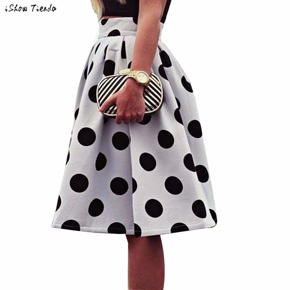 New Women Chiffon Tulle Skirt White Faldas High Waist Length Chiffon ... 5b457fe50c63