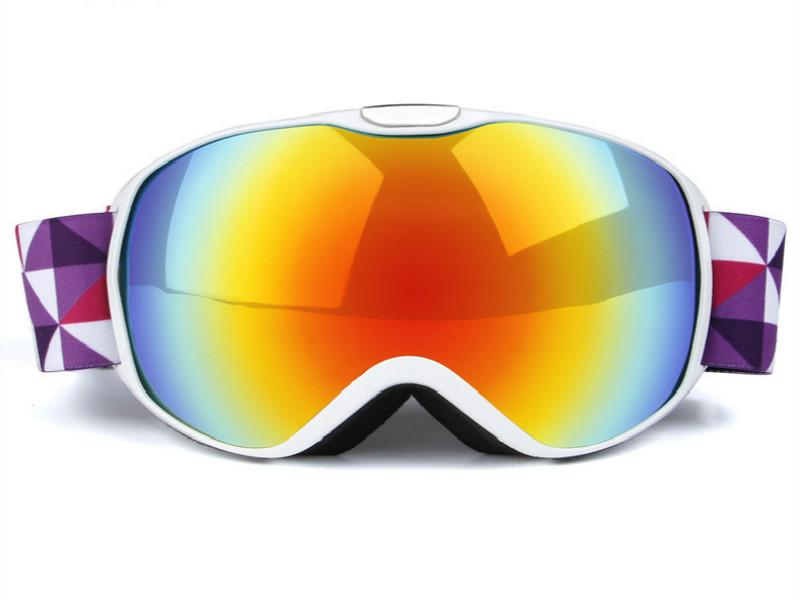 14b85ffeb9a 2019 Children Skiing And Skiing Equipment Double Deck Anti Fog Outdoor  Climbing Windshield Ski Glasses From Nicebetter