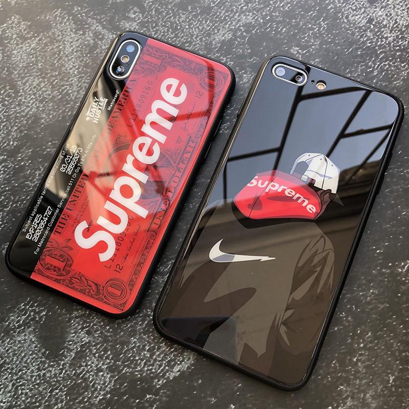 supreme coque iphone xs max