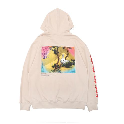 47a5a6502da7a6 Kanye West KIDS SEE GHOSTS Hoodie Men Women Pullover Sweatshirts Hip Hip  Hoodies S18101705 Online with  70.66 Piece on Xingyan03 s Store