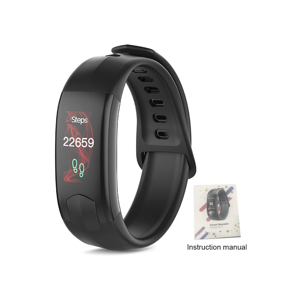 Hi11 Long Standby Smart Bracelet Sports Health Heart Rate Blood