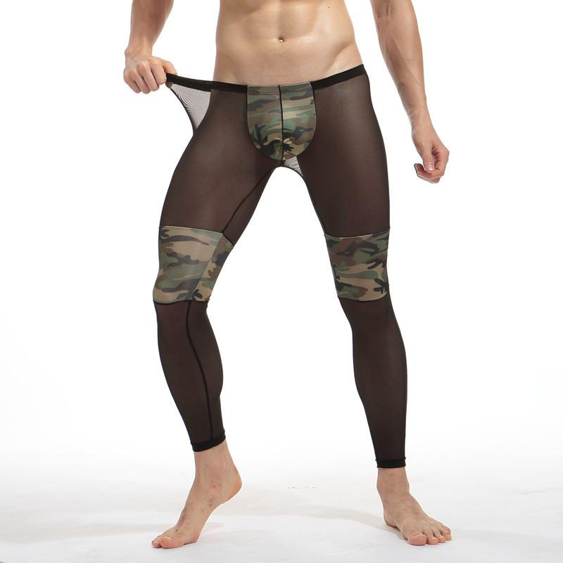 04100f42062f37 2019 Brand Cockcon Men Long Johns Cotton Thermal Underwear Mens Leggings  Sexy Warm Underpants From Elizabethy, $28.27 | DHgate.Com