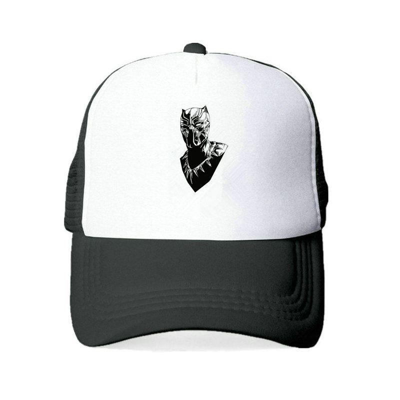 Superhero Black Panther Baseball Cap X Men Civil War Movie Cosplay Women  Cap Cosplay Cartoon Hat 350 Male Flexfit YY445 Custom Hats Mens Hats From  Hoganr c77f7652b34