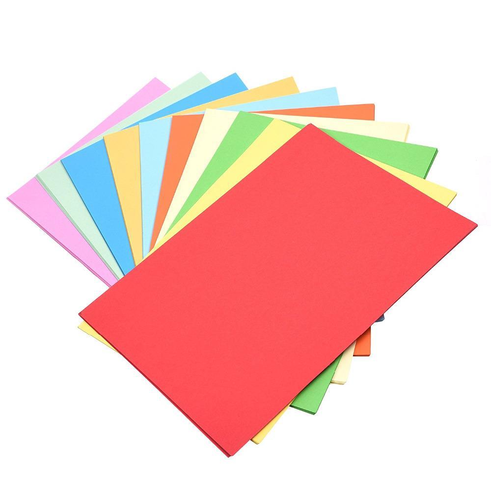 Acheter Paquet De 100 Feuilles Papier De Format Bricolage En