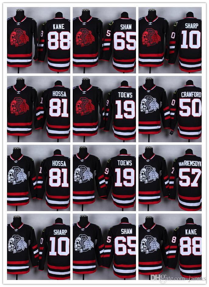 81886ff0d 2019 Men S Chicago Blackhawks Winter Classic Jersey 88 Patrick Kane 19 Jonathan  Toews 65 Andrew Shaw 2 Keith 81 Hossa Hockey Jerseys From Jamas