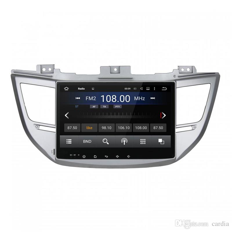 Octa-core 10.1inch Andriod 8.0 Car DVD player for HYUNDAI IX35 2015 with GPS,Steering Wheel Control,Bluetooth,Radio